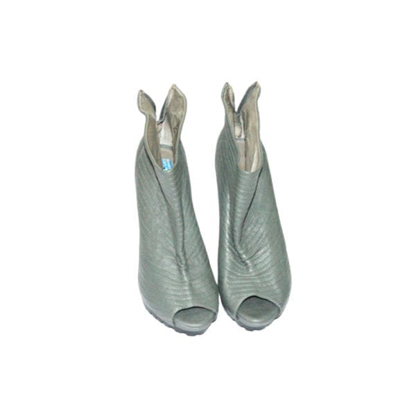 Levity grrey boots