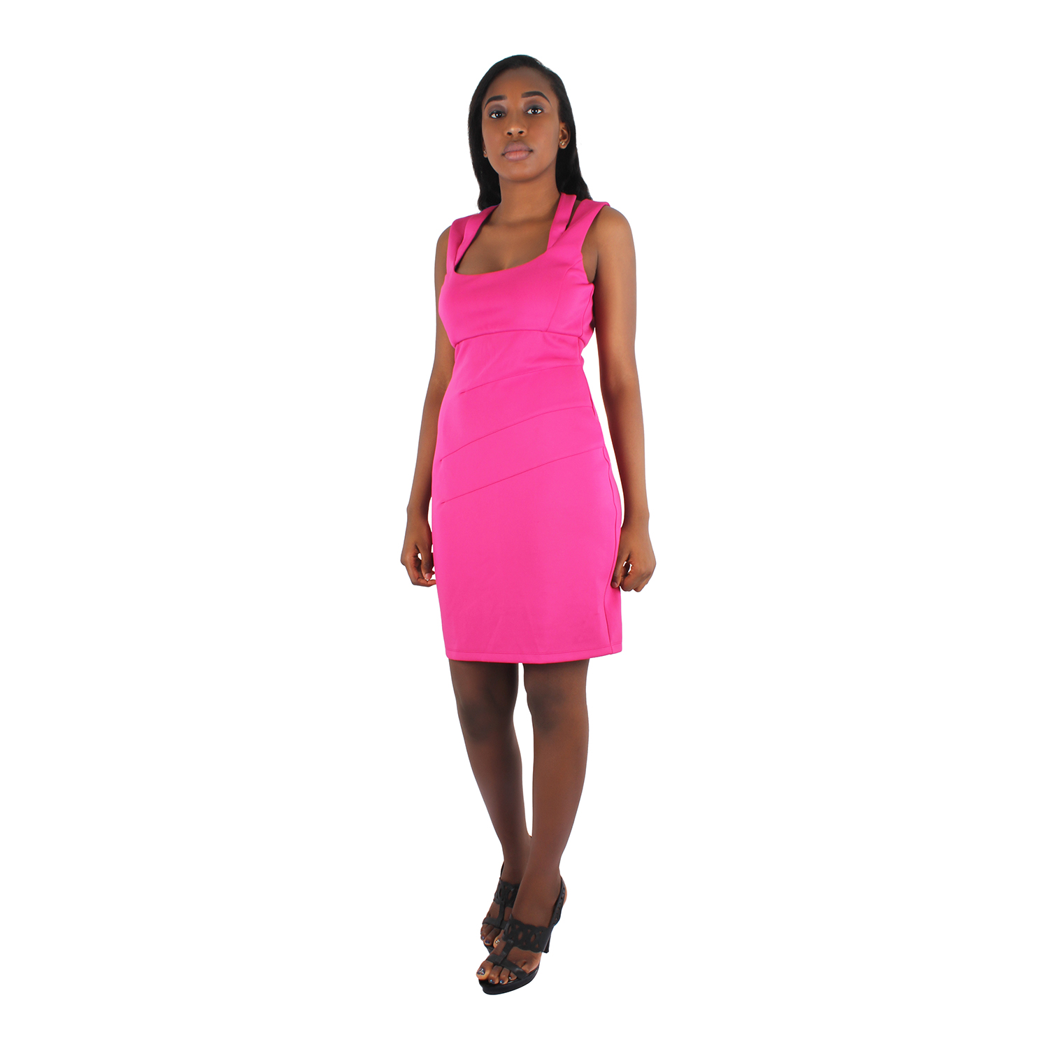 6f47395336 Feelynx Online Fashion Store - Guess Pink Dress Size 10