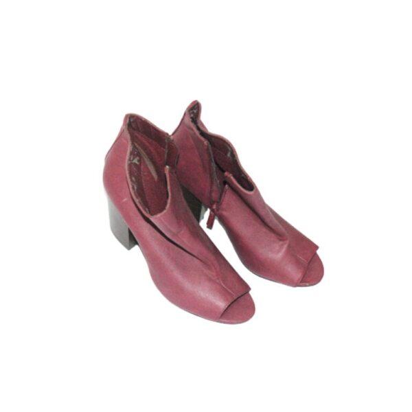 Breckelle's Peeptoe Boots