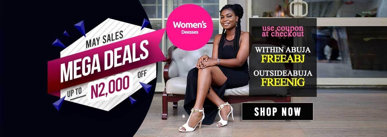 Online Women Fashion & Accessories Shopping Store In Nigeria