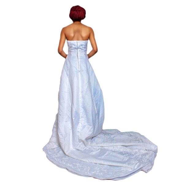 St. Tropez wedding dress