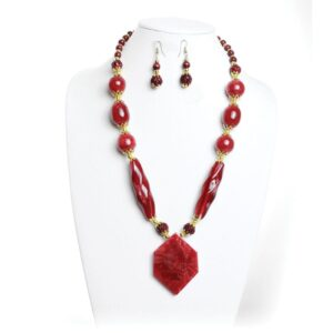ruby-red-pendant-necklace-earrings
